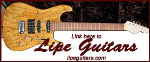 mike lipe guitars U.S.A. weblink