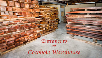 cocobolo warehouse